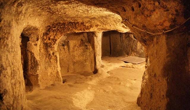 世界遺産カッパドキアで地下都市「シャンバラ」発見か!?